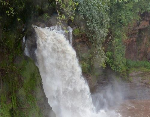 Harvalem Waterfalls in Goa