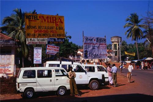 Car Rental Service in Panaji