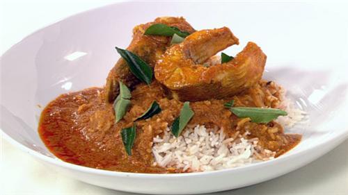 Food in Panaji