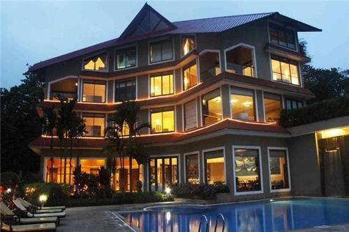 Five Star Hotels in Panaji