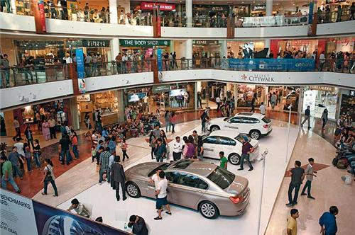 Shopping mall_and_Supermarkets_in_Panaji