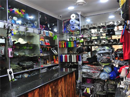 sports godds store in Panaji