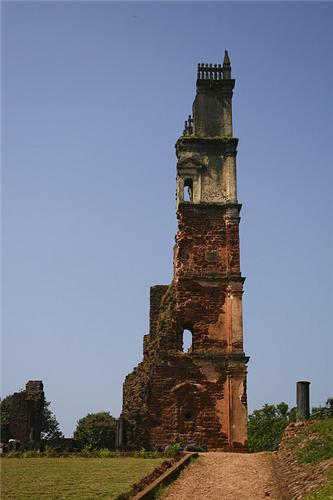 St. Augustine Tower