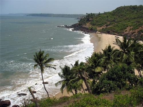 Vengurla Beach Panaji