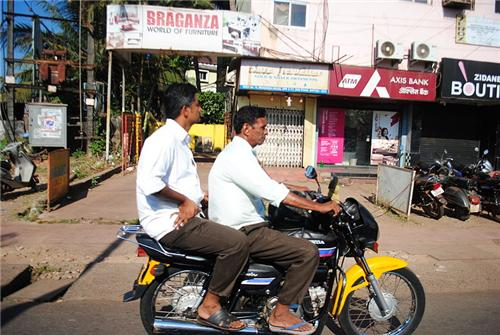 Transport in Panaji