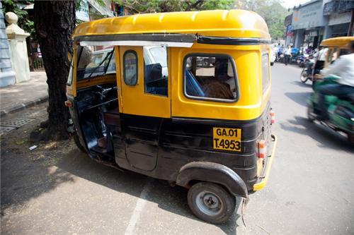 Transport in Goa