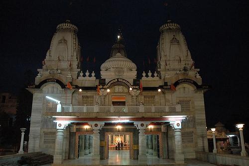 Gorakhnath Temple in Gorakhpur