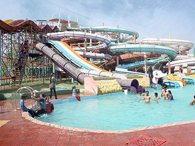 Water Park in Surat