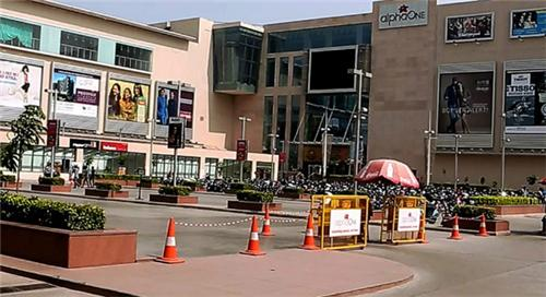 Alpha One Mall in Ahmedabad