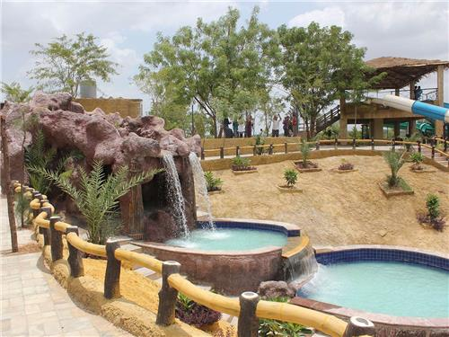 Adventure Parks in Gujarat