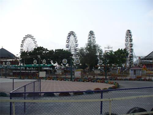 Amusement Park in Rajkot