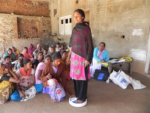 Government Assistance to Pregnant Women in Gujarat