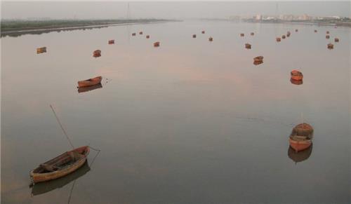 River Tapi near Surat