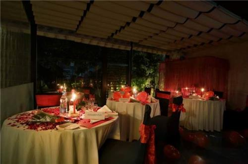 Romantic Restaurants in Gujarat