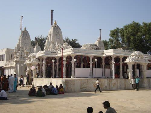 Jain Temples at Mahudi in Gandhinagar