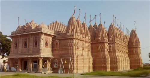 Vasai Jain Temples of Bhadreshwar in Gujarat