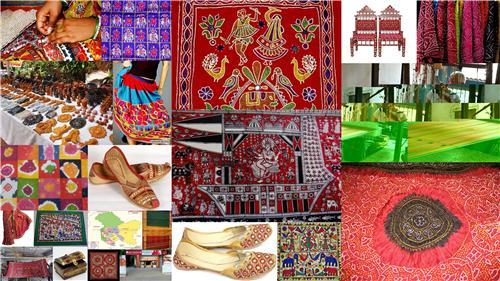 Handicrafts of Gujarat