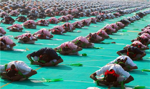 Yoga Practices and Centres in Gujarat
