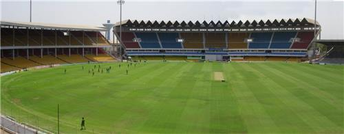 Famous Stadiums in Gujarat