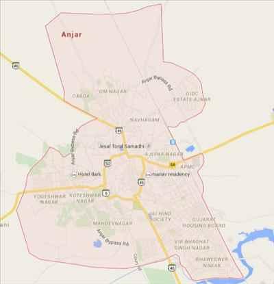 About Anjar