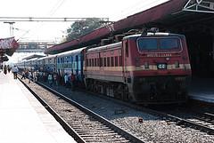 Railways in Ankleshwar