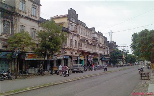 The Township of Dhoraji