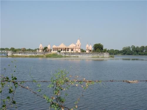 Pawapuri temple in Idar