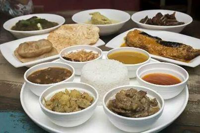 Bengali food