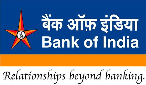 Logo of Bank of India