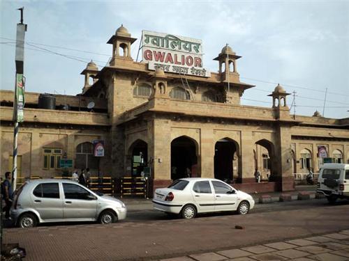 One Day Trip to Gwalior