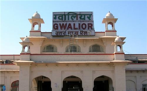 Transport in Gwalior