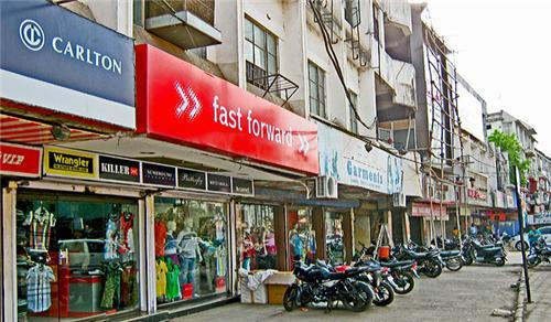 Shopping Outlets in Hajipur