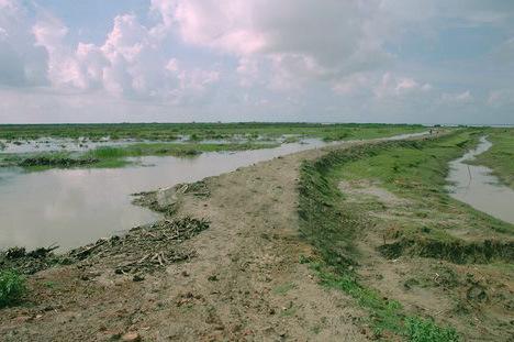 Fishing Ponds at Meen Dwip