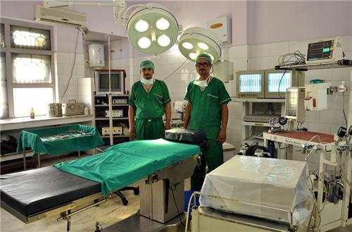 Healthcare Facilities in Haldwani