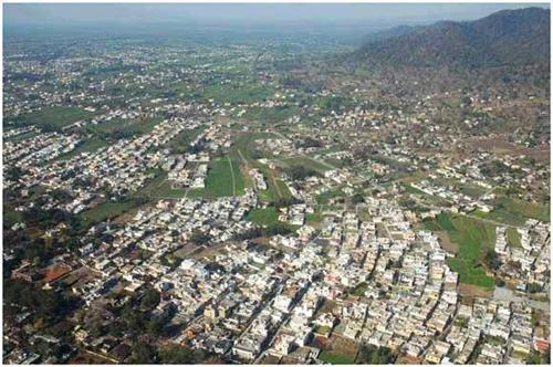 Main Areas in Haldwani