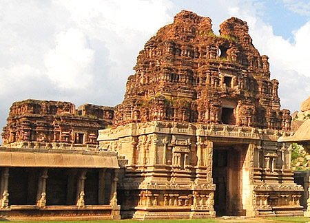 Achyuta Raya Temple, Hampi