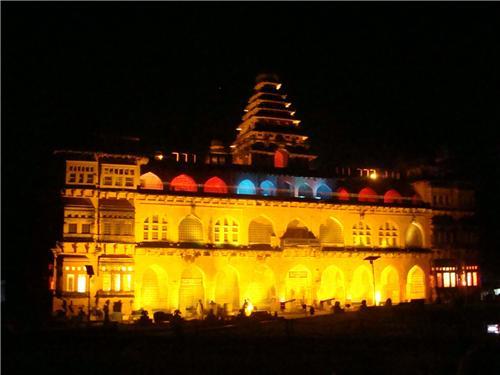 Krishnadevaraya Palace