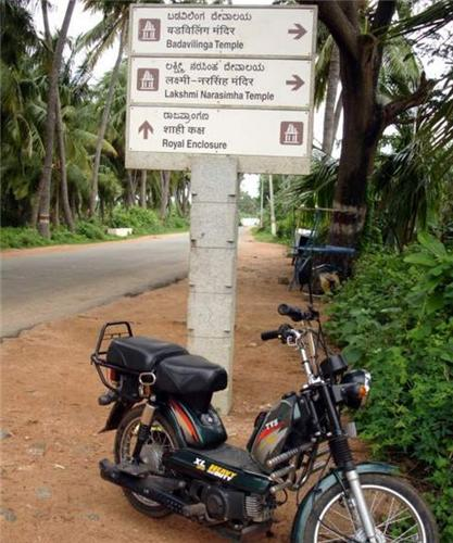 Hampi tour in one day