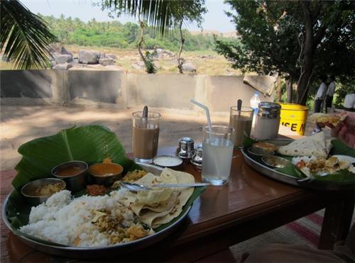 Top Restaurants in Hampi