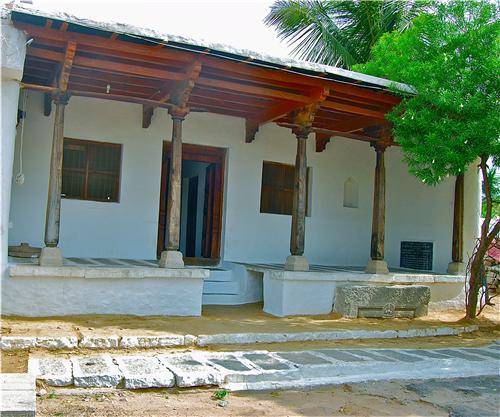 UNESCO House, Hampi