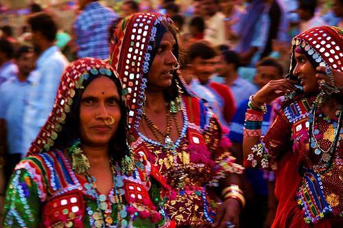 Lambani Women in Hampi
