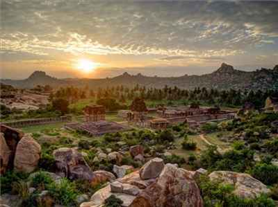 Services and Utilities in Hampi