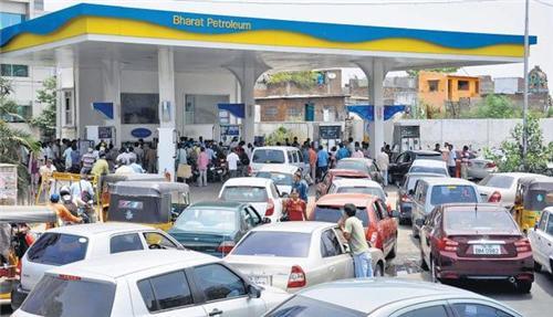 Fuel Stations in Hampi