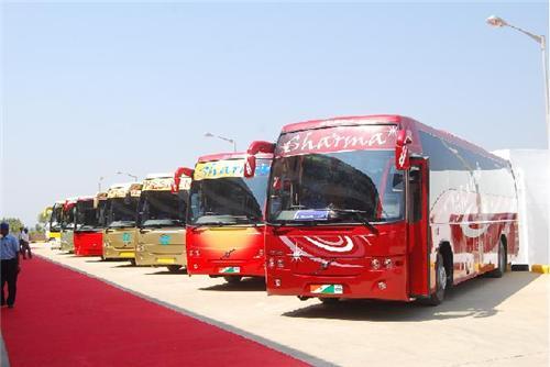 Bus service providers in Hanumangarh