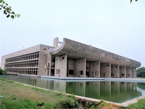 Vidhan Bhawan the State Legislature