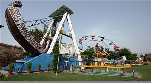 Theme Parks in Haryana