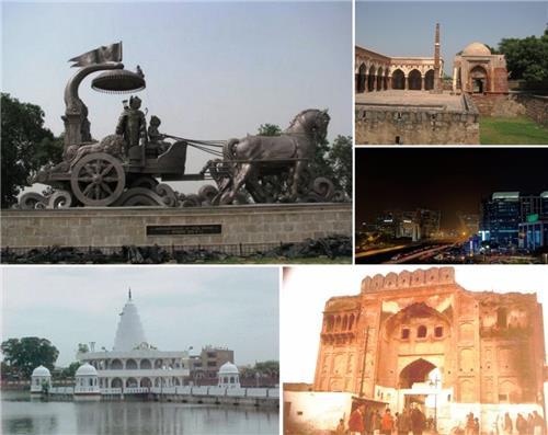 Introduction of Haryana