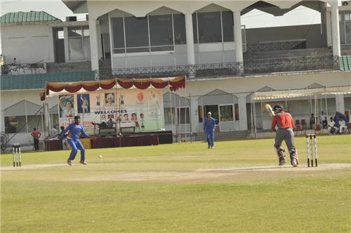 Cricket in Haryana