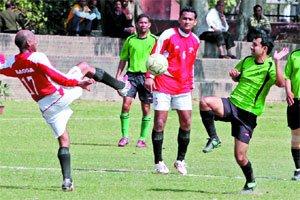 Football in Haryana