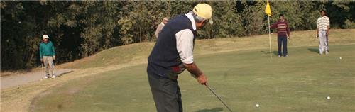 Golf in Haryana